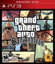 Grand theft auto San Andreas PS3 GTA San Andreas PS3