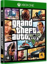 GTA 5 Grand theft Auto V Xbox One Premium Rockstar Games