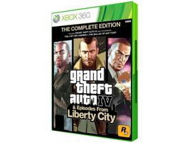 GTA IV - Complete Edition para Xbox 360