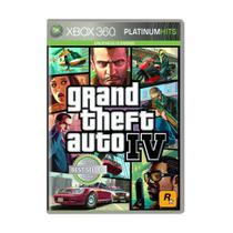GTA IV (Platinum Hits) - Xbox 360 Mídia Fisica