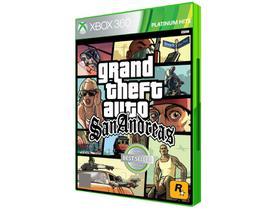 GTA IV: San Andreas para Xbox 360