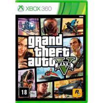 Gta V Grand Theft Auto 5 Xbox 360 - Rockstar