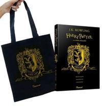 Harry Potter E A Pedra Filosofal Capa Dura + Ecobag - Lufa Lufa