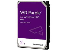 HD Interno 2TB Western Digital Purple SATA III