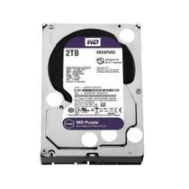 HD WD Purple Surveillance, 2TB, 3.5, SATA - WD20PURZ