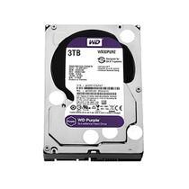HD WD Purple Surveillance, 3TB, 3.5, SATA - WD30PURZ