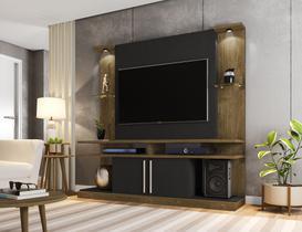 Home Estante Sala Para TV de até 60 Polegadas York com LED