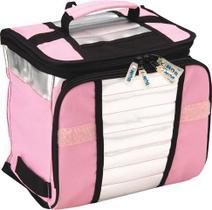 Ice Cooler 7,5 Litros MOR - Bolsa Térmica - Azul ou Rosa