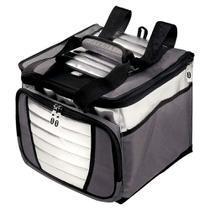 Ice Cooler MOR 24 litros Térmica Quente ou Frio - Cinza