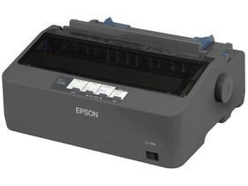 Impressora Epson LX-350 Matricial Preto e Branco