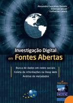 Investigação Digital em Fontes Abertas - Brasport