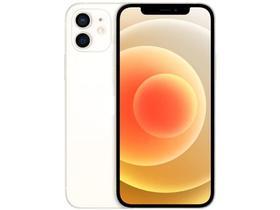 "iPhone 12 Apple 64GB - Branco Tela 6,1"" 12MP iOS"