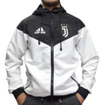 Jaqueta da Juventus Casaco Corta Vento