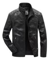 Jaqueta masculina slim Preta- G3