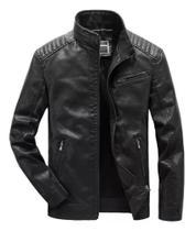 Jaqueta masculina Slim Preta - M
