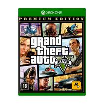 Jogo GTA V Premium Edition - Xbox One