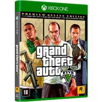 Jogo GTA V Premium Online Edition Xbox