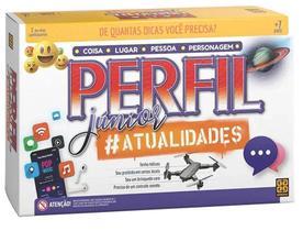 Jogo Infantil Perfil Júnior 2 Atualidades - Grow