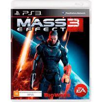Jogo Mass Effect 3 Para Playstation 3 - PS3