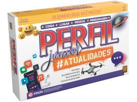Jogo Perfil Júnior Atualidades Tabuleiro