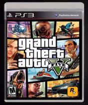 Jogo PS3 GTA5