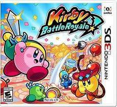 Kirby Battle Royale! 3ds Lacrado