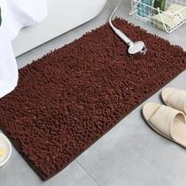 Kit 2 Carpete Tapete Macarrão Bolinha Entrada Banheiro Macio
