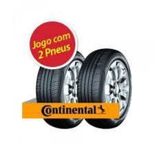 Kit 2 pneus aro 15 185/60 r15 continental power contact 2 84h