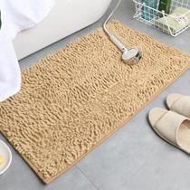 Kit 3 Carpete Tapete Macarrão Bolinha Entrada Banheiro Macio