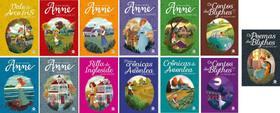 Kit anne de green gables - 13 volumes (colecao completa) - Ciranda Cultural
