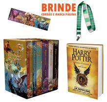 Kit Box Harry Poter + Harry Potter e a Criança Amaldiçoada