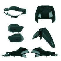 Kit Carenagem Pro Tork Biz 100 2002 Verde Boituva