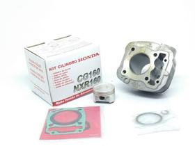 Kit Cilindro Completo HOP CG 160/NXR 160 Bros
