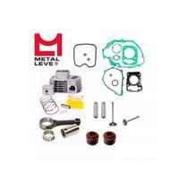 Kit Cilindro Motor Completo Cg 150 Titan Fan Bros 150 Metal Leve