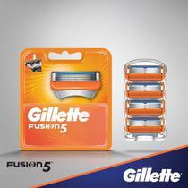 KIT COM 10 - Carga Gillette Fusion 5 - com 4 Unidades cada