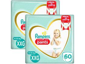 Kit Fralda Pampers Premium Care Pants