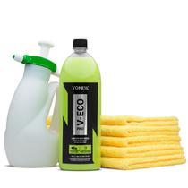 Kit Lavagem a Seco Ecológica V-ECO PRO Vonixx (7 itens)