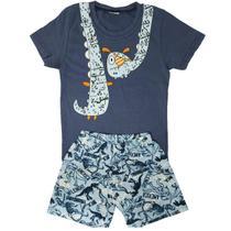 Kit lote 8 peças roupa infantil menino 4 conjuntos infantil atacado 1/2/3 anos