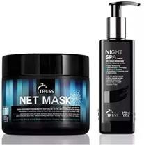 Kit Máscara Net Mask 550g + Sérum Night Spa 250ml Truss