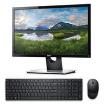 """Kit Monitor Dell 21.5"""" SE2216H + Teclado e Mouse sem fio Dell Pro KM5221W Preto"""