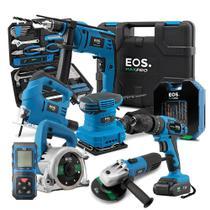 Kit Oficina em Casa EOS Max Pro 110V