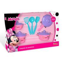 Kit Panelinhas Mielle 11Pçs Minnie Disney - B222