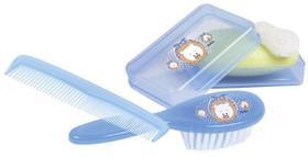 Kit para banho filhotes - azul