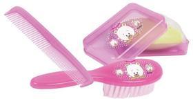 Kit para banho filhotes - rosa