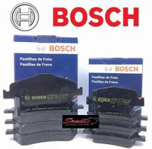 Kit Pastilha De Freio Dianteira Traseira Corolla 20092014 Bosch BB669/BB689