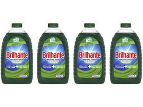 Kit Sabão Líquido Brilhante Higiene Total
