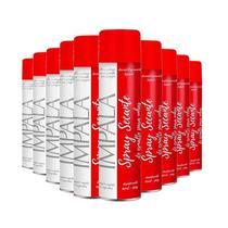 Kit Spray Secante Esmalte Para Unhas Impala 400ml - 10 Unidades