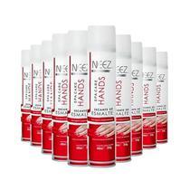 Kit Spray Secante Esmalte Para Unhas Neez 400ml - 10 Unidades