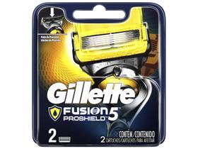 Lâmina de Barbear Gillette Fusion