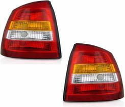 Lanterna Traseira Astra Hatch 98 99 2000 2001 2002 Tricolor